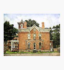 historic landmark Photographic Print