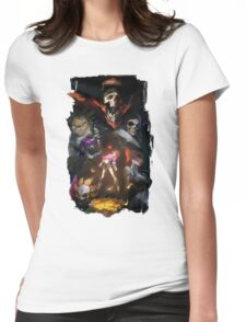 The Undertalers V.2 Womens Fitted T-Shirt