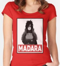 Madara Women's Fitted Scoop T-Shirt