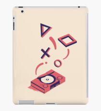 ElectroVideo Playstation (Red) iPad Case/Skin