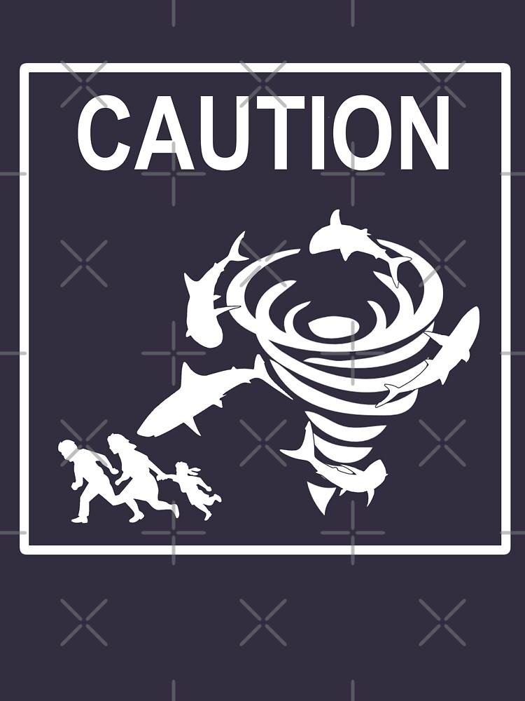 Sharknado Crossing by AngryMongo