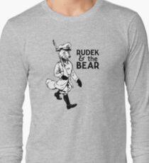 Rudek and the Bear Long Sleeve T-Shirt