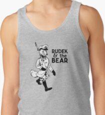 Rudek and the Bear Tank Top
