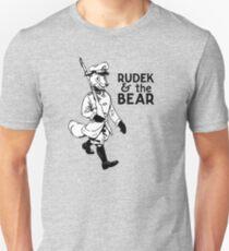 Rudek and the Bear Unisex T-Shirt