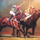 'The Race' by Lynda Robinson