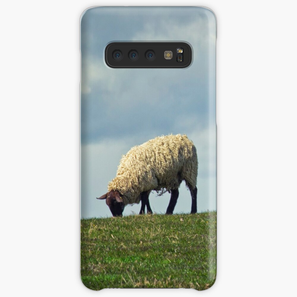 Sheep on the Hill Cases & Skins for Samsung Galaxy