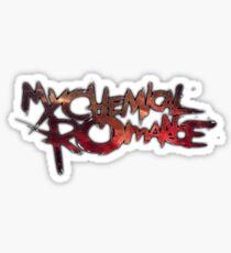 MCR edit Sticker