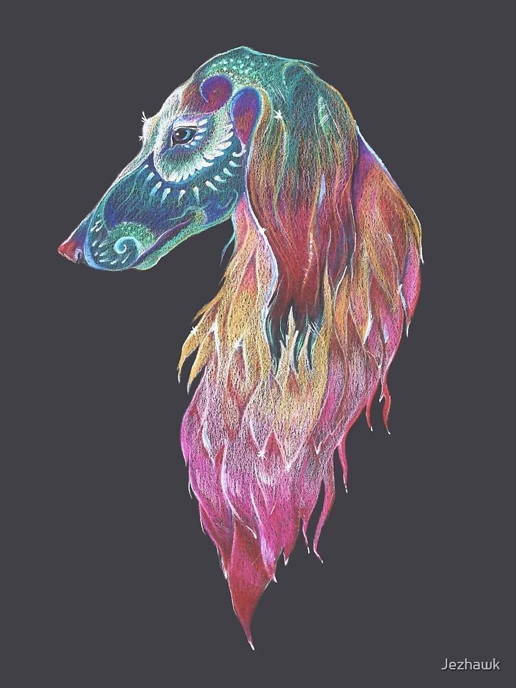 Saluki Totem by Jezhawk