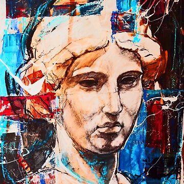Athena Palagi by Kozmikmunki
