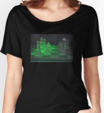 Chess Pieces - Women's Relaxed Fit T-Shirt