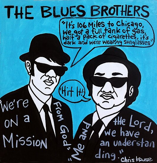 Blues Brothers Baby Clothes
