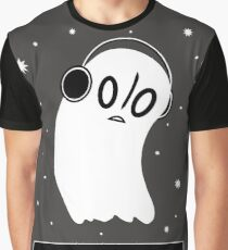 Undertale - The Napstablook Way Graphic T-Shirt