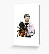 Rick Moranis - 1980's comedy superstar Greeting Card