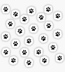 Puppy mania Sticker