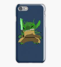Yoda Stitch iPhone Case/Skin