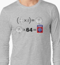 The Solution: 82nd Long Sleeve T-Shirt