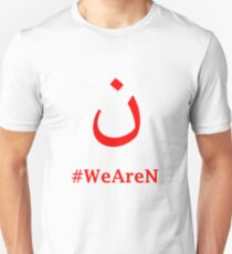 #WeAreN Unisex T-Shirt