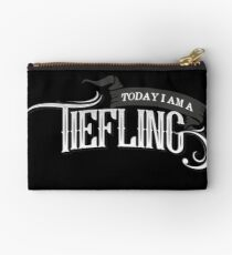 Today I Am A Tiefling Studio Pouch