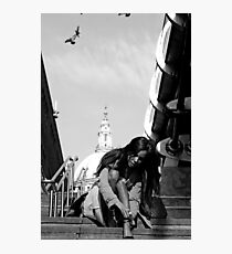 Feminin[c]ity - London Photographic Print