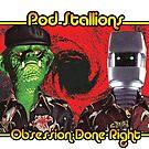 Pod Stallions Logo by PlaidStallions