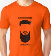 HIPSTER OR MARXIST? MARXSTER Unisex T-Shirt