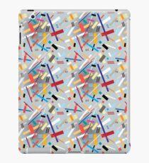 Geometric pattern iPad Case/Skin