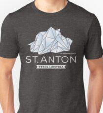 St. Anton Patteriol Unisex T-Shirt