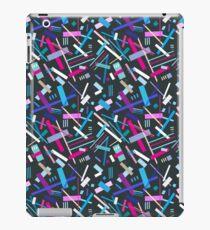 Colorful cool geometric pattern  iPad Case/Skin