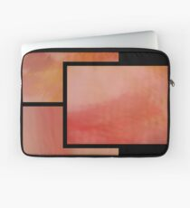 abstract trittico 3 Laptop Sleeve