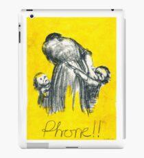 Phone!! iPad Case/Skin