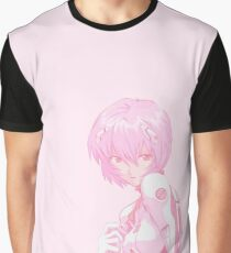 Rei Ayanami Graphic T-Shirt