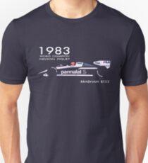 BRABHAM 1983 NELSON PIQUET (1) T-Shirt