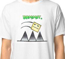 Geometry Dash - Worst Moment Classic T-Shirt