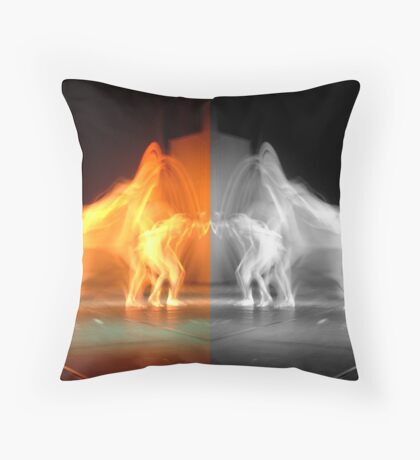 PROMENADE & JUMP Throw Pillow