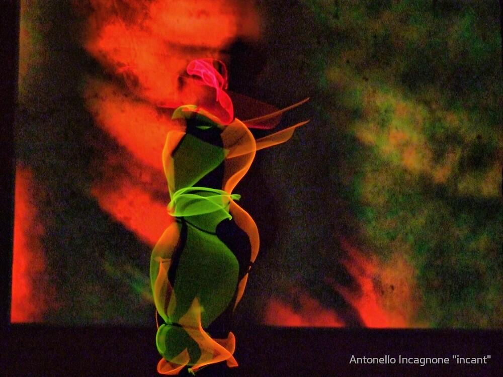 """finissage by Antonello Incagnone """"incant"""""""