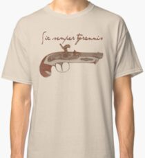 Derringer - Death To Tyrants Classic T-Shirt