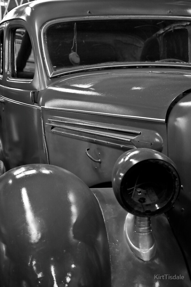 Classic Car by KirtTisdale