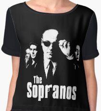 The Sopranos Chiffon Top
