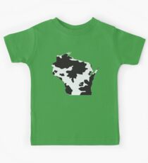 Wisconsin Moo-Moo Kids Clothes