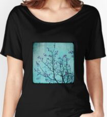 pink berries Women's Relaxed Fit T-Shirt