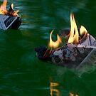 Burn The Ships by Johanne Brunet