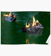 Burn The Ships Poster