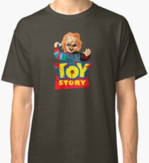 Chucky - A Toy Story (Parody) Classic T-Shirt