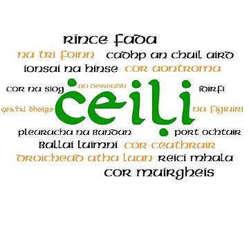 Irish Dance Ceili (Light) by feisanista