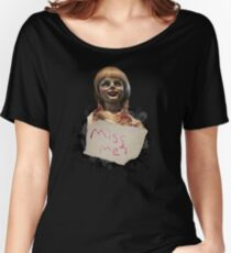 Annabelle the Doll Women's Relaxed Fit T-Shirt