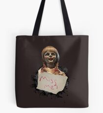 Annabelle the Doll Tote Bag
