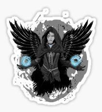The Witcher - Yennefer Sticker