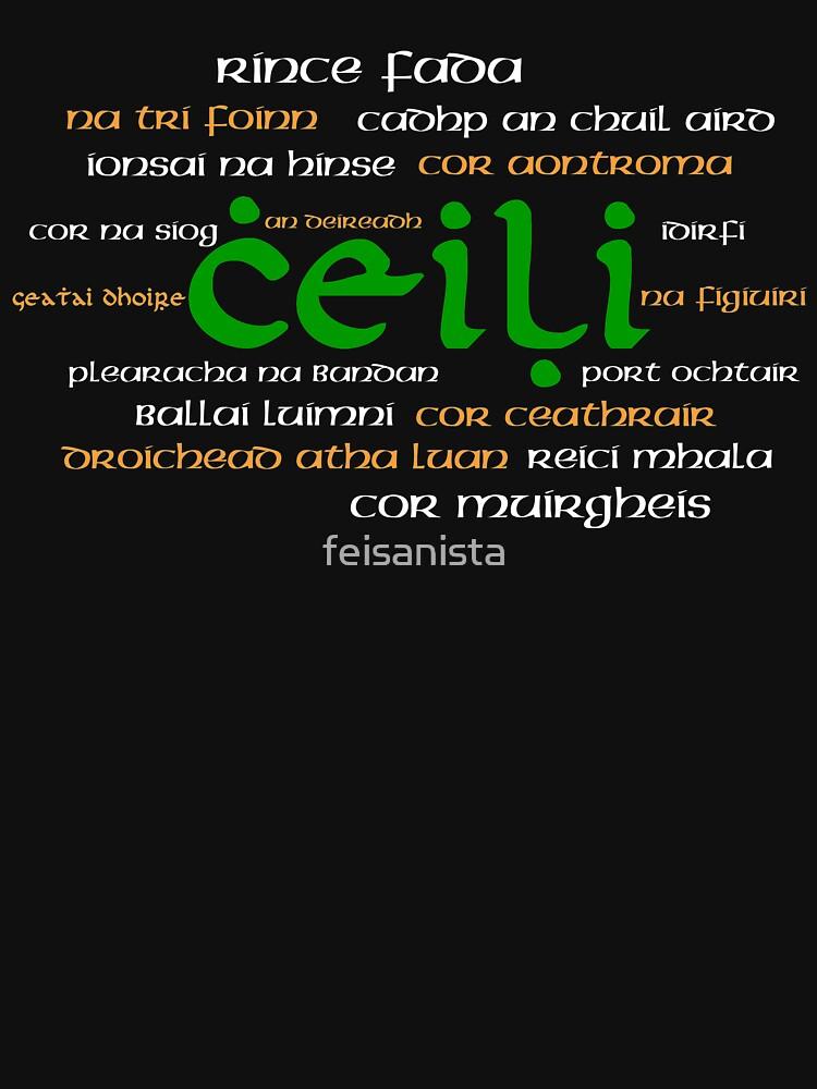 Irish Dance Ceili (Dark) by feisanista