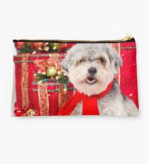 A nice Christmas for Cuddles Studio Pouch
