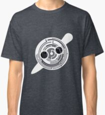 Pendulum & Knife Party Logo Mashup Classic T-Shirt